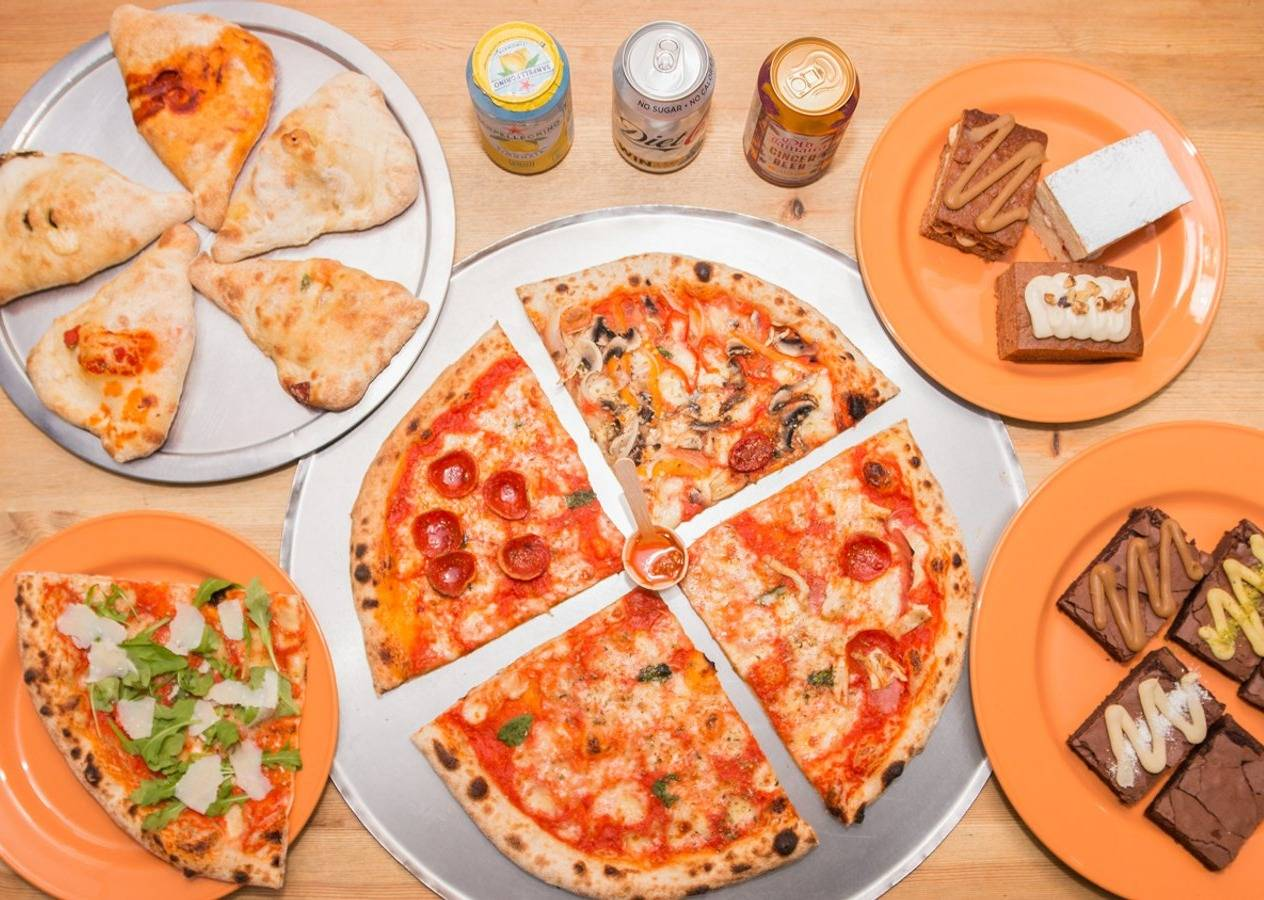 Gingerinos Kitchen Pizza Restaurant In Newcastle Upon Tyne